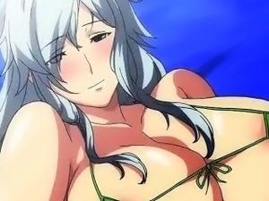 anal sex anime