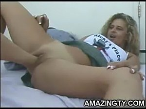 gaping close up pussy