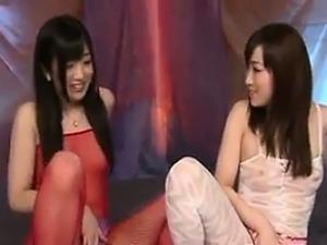 hardcore japanese lesbians eating pussy