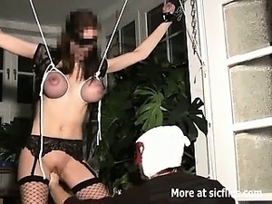anal abuse tied bdsm video