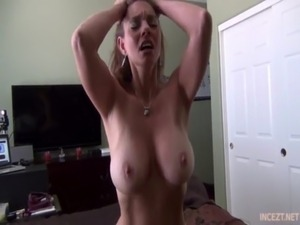 mom dirty talking son fuck movie