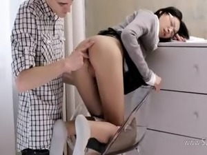 secretaries pussy playing videos