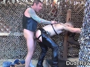 video sex leather boots