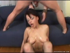 video gag puke sex