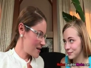 lesbian mother and daughter sex