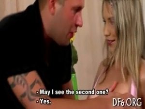 Defloration sex video
