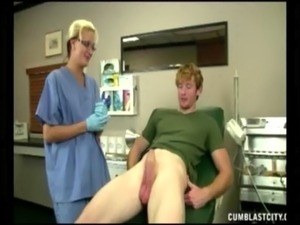 doctors exam my wife naked