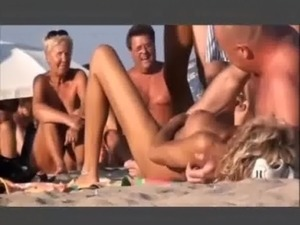 pussy breasts viedos beach