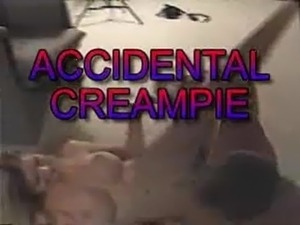 young teens get creampie surprise