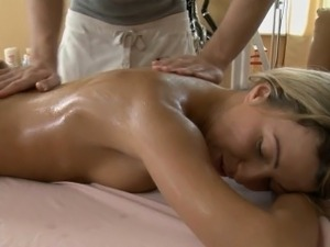 blonde massage movie