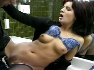 girl farting on toilet movie