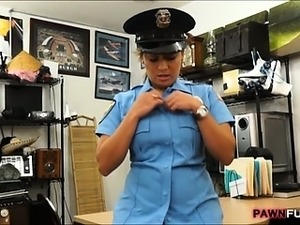 Lesbian police video