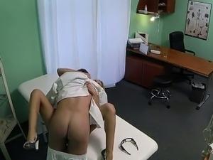 girl doctor exam videos erotic