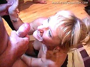 home amateur video bukkake