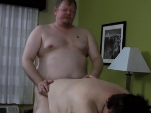 fat gaping pussy