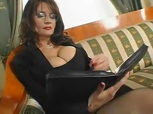 Mature Secretaries 66