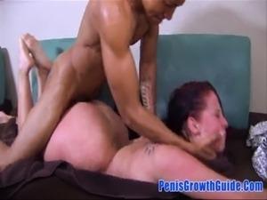 free sex pounding threesome