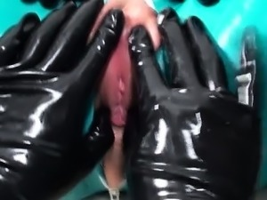suit latex gallery pornstar