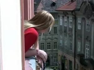 blonde teen sex movie