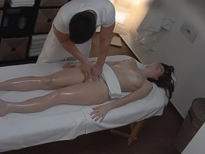 Massage sex spy cam