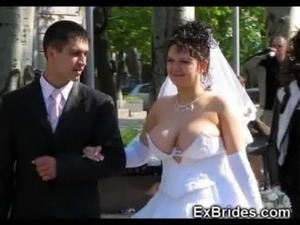 Wedding Fap Vid