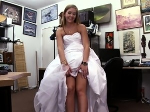 how a bride shaves her pussy
