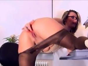 nylon anal sex