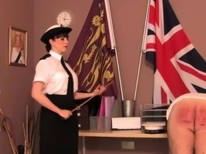 naked searched pussy police