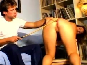 spanked to orgasm free video