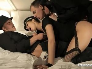 police video uncensored sex