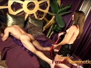 shemale boy femdom movie