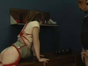 femdom sister shows me her pussy