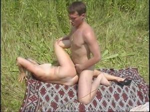 Sexy natural tits