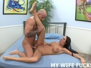 british wife and strangers sex