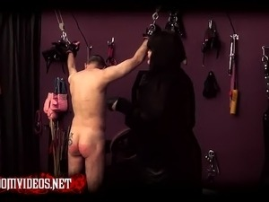 bad girl punished anal