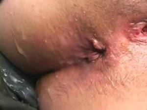 mature bbw anal video