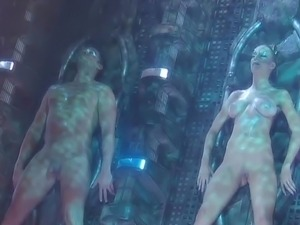 Girls monster fuck porn aliens