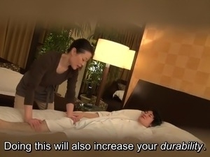 japanese massage also anal