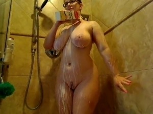 girls bubble gum shower story sex