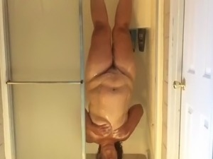 couples sex in shower