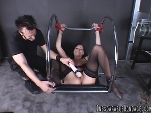 bdsm sewing pussy