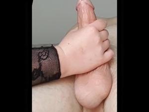 husband films wife on black cock