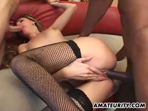 porn girlfriend mmf threesome
