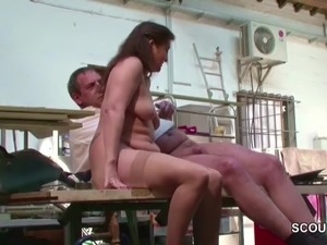 public breasts video
