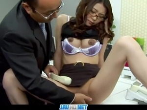 watching boss fuck my wife
