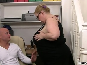Big tits boss gianna