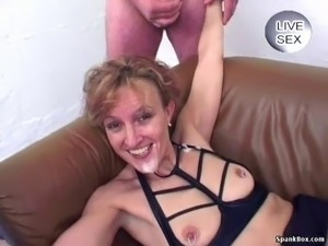 mature first time anal tube