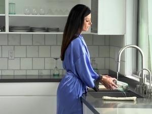 teen sex kitchen