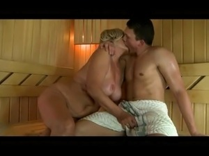 blowjob in public sauna switzerland video