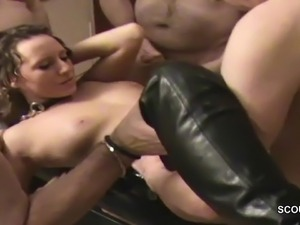 amateur wife gangbang videos